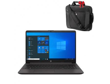 Hp 250 G8, Pc portable Intel Core i5 10é Gén Ram 4Go 1To Noir UHD + Housse en Noir