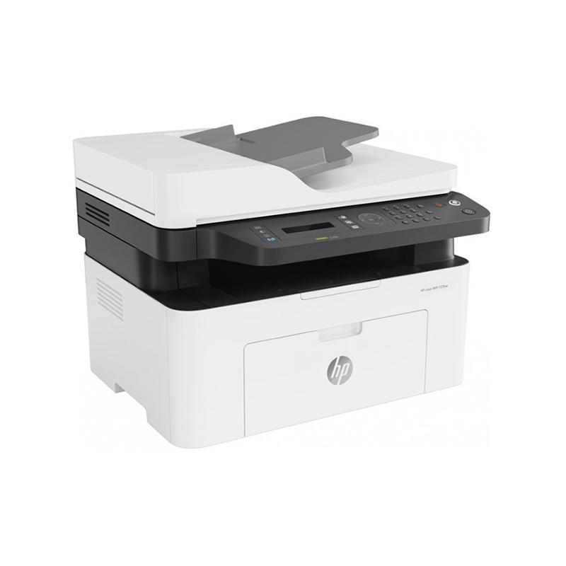 HP Laser MFP 137FNW, Imprimante Laser multifonction 4en1 monochrome A4