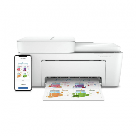 HP DeskJet 4120, Imprimante Multifonction 4en1 Couleur A4 WiFi