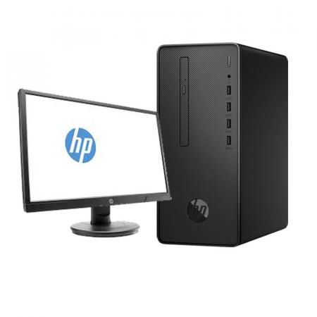 Hp Pro 300 G3, Pc de bureau Dual Core G5420 Ram 4 Go, DD 1 To complet