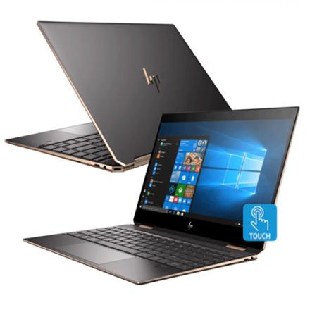 Hp X360 13-AP0006NK, Notebook Spectre I7-8565U, Ram 16 Go, Stockage 512 Go, Noir