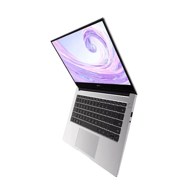 Huawei MateBook D14, PC portable i7 10é Gén Ram 16Go SSD 512 Go GeForce MX250 Silver