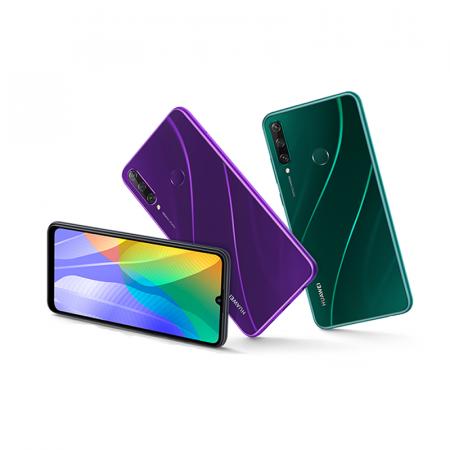 Huawei Y6P 2020, Smartphone Android entrée de gamme 64 Go débloqué