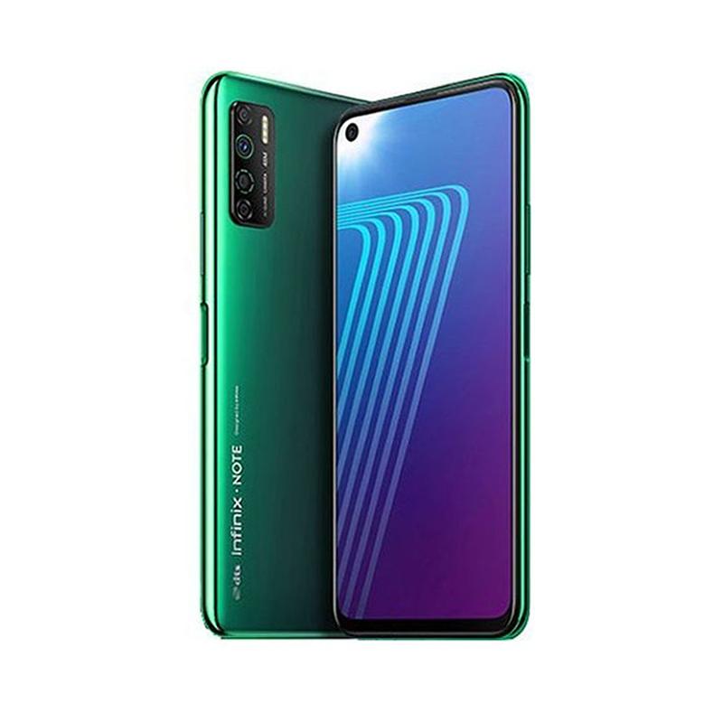 Infinix Note 7 Lite, Smartphone Android entrée de gamme 128 Go Vert