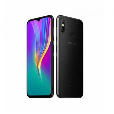 Infinix Smart 4, Smartphone Android entrée de gamme 16 Go Noir