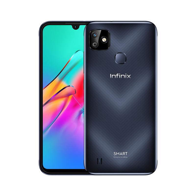 Infinix Smart HD, Smartphone Android entrée de gamme 32 Go Noir