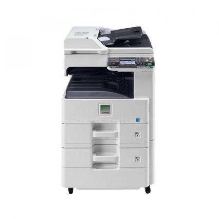 Kyocera Ecosys M4125IDN, Photocopieur Multifonction Monochrome A3 avec Socle Original