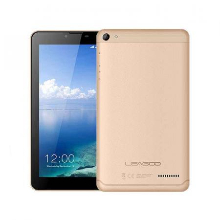 Leagoo LeaPad X, Tablette Tactile 7 pouces 16Go RAM 1Go 3G Wi-Fi Gold