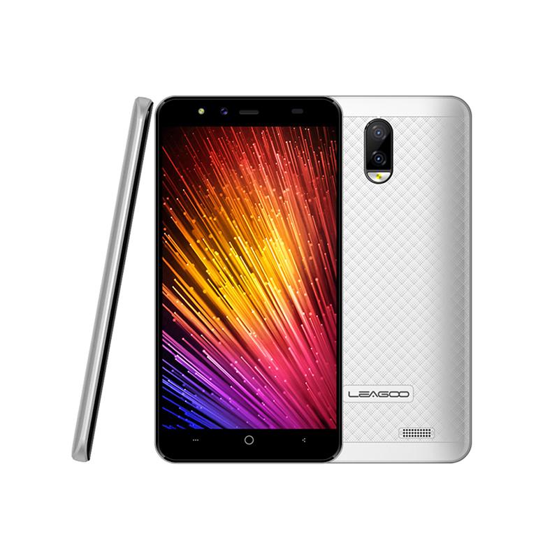 Leagoo Z7, Smartphone Android milieu de gamme 8 Go débloqué