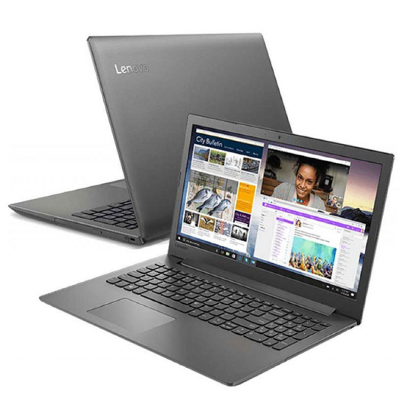 Lenovo IP130-15IKB, Notebook I3-6006U , Ram 4Go, stockage 1To, Noir