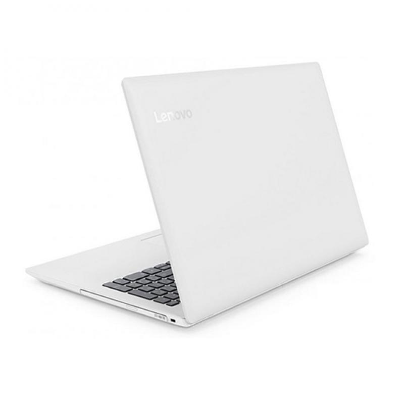 Lenovo IdeaPad 330, Pc portable Dual Core 4Go 1To blanc