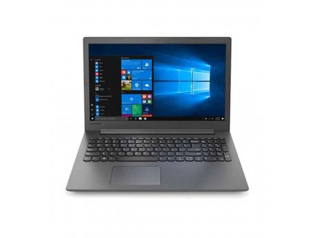 Lenovo IdeaPad 130, Pc Portable i3 8è Gén 4Go 1To FreeDos en Noir