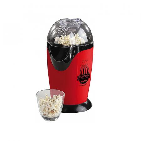 Livoo DOM336, Machine à pop-corn avec couvercle de 1200 Watts
