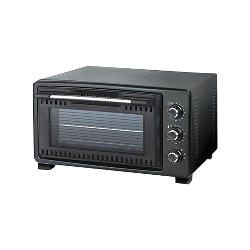 Luxell LX13675, Four électrique 45 Litres à 1450 Watts en Noir
