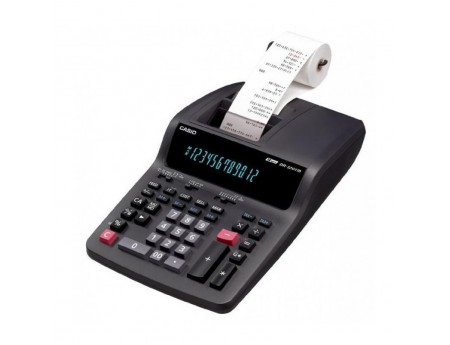Machine A Calculer Imprimante CASIO avec Ruban