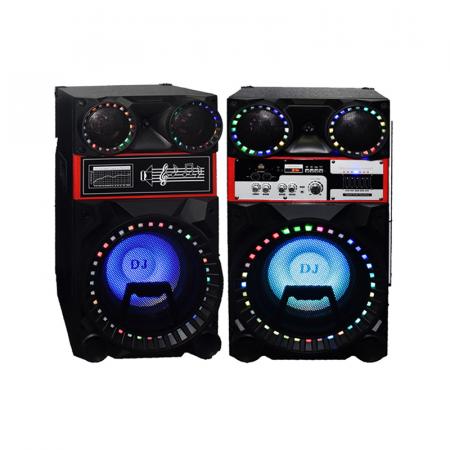 MACRO 109, Haut parleur Bluetooth 50 Watts RMS