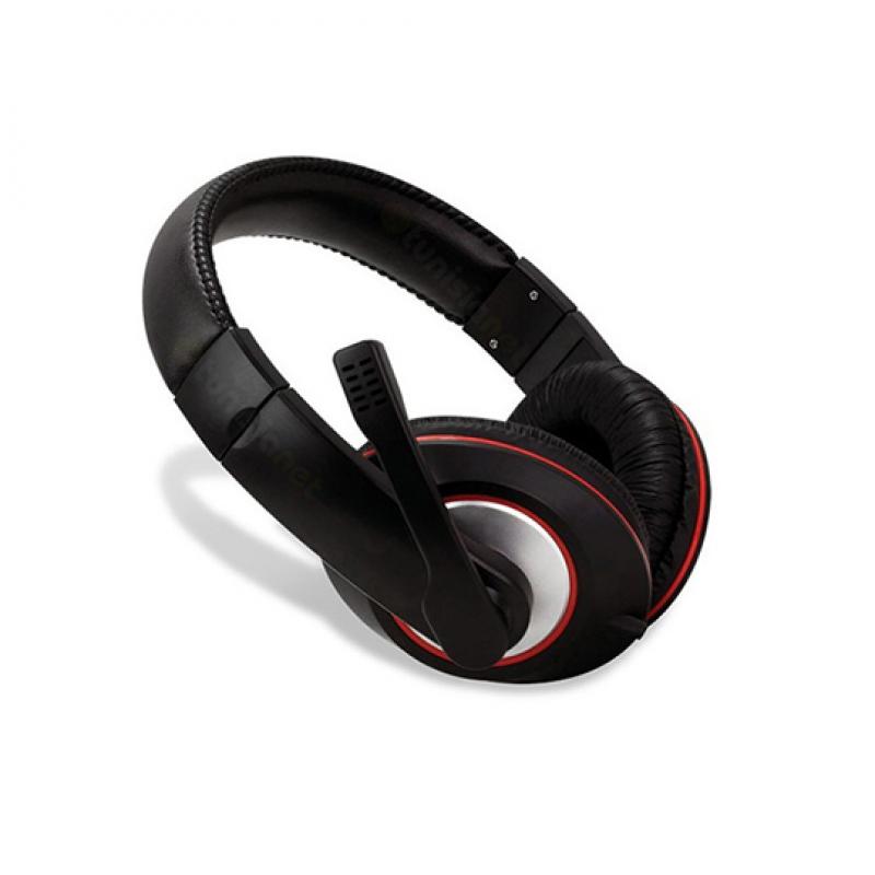 Macro H-528, Micro Casque audio Filaire USB
