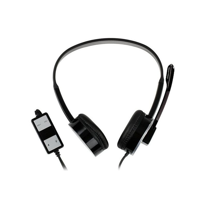 Macro H5325, Casque Micro Filaire USB
