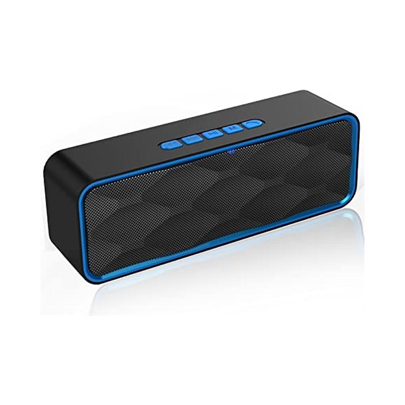 Haut Parleur Sans fil Music Wirelless Speaker Megabass A2DP Micro USB