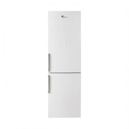 MontBlanc Alpha NFFB40, Réfrigérateur combiné de 400L Blanc