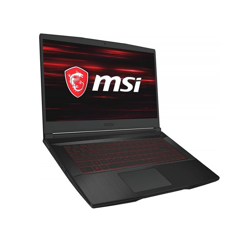 MSI GF63 Thin, Pc Portable gamer i5 10éme Gén, 8Go, 512 Go SSD GTX1650 Ti MQ-4GB (GF63THIN10SCSR1202XF)