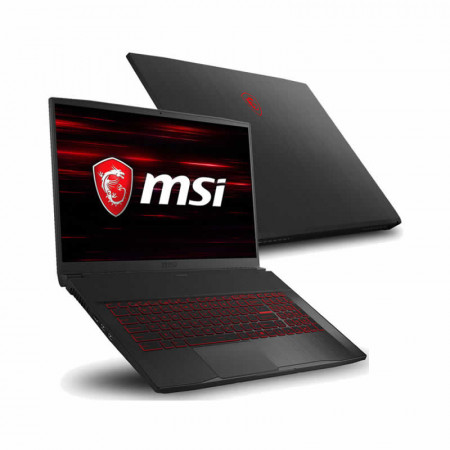 MSI GF65 Thin, Pc Portable gamer i7 10éme Gén, 16Go, 512 Go SSD RTX3060 6GB (GF65THIN10UE-041XFR)