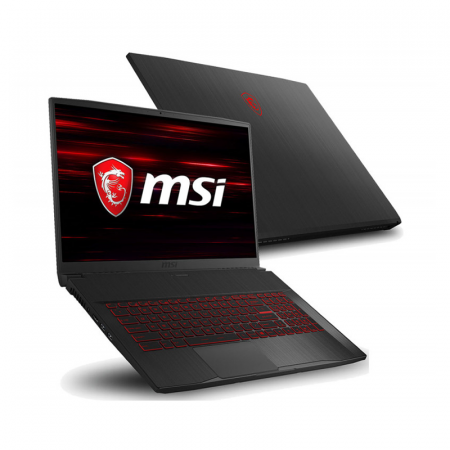 MSI GF65 Thin, PC Portable Gamer i7 9è Gén 8Go 512 SSD RTX 2060 FreeDos