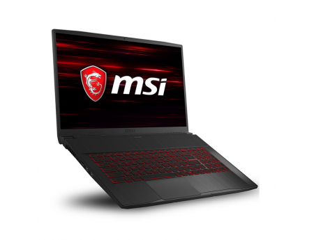 MSI GF75 Thin, Pc portable Gamer i7 10é Gén 8Go 512Go SSD NVIDIA GeForce GTX 1650Ti