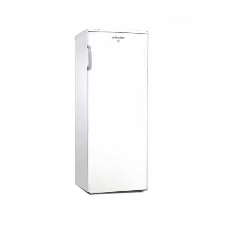 Newstar CV240, Congélateur Vertical de 168 Litres DeFrost en Blanc