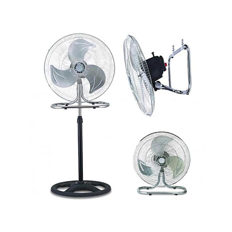 Newstar LF-FS1801, Ventilateur 3en1 Démontable 18'' à 3 lames en acier