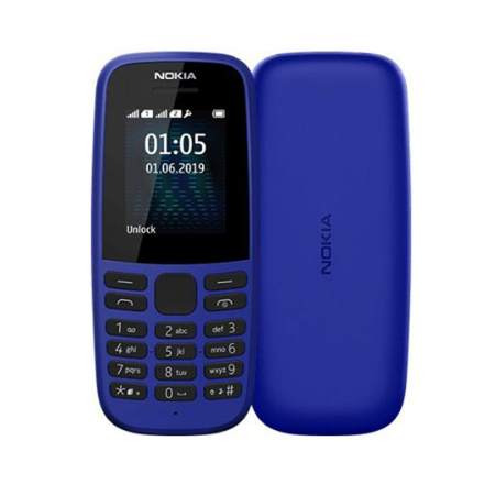 Nokia 105 2019, Téléphone portable débloqué GSM
