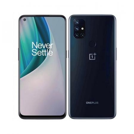One Plus Nord N10 5G, Smartphone Android milieu de gamme 128 Go Noir