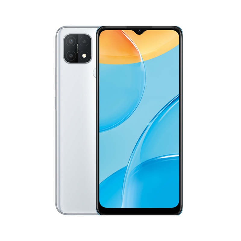 Oppo A15S, Smartphone Android milieu de gamme 64 Go Blanc