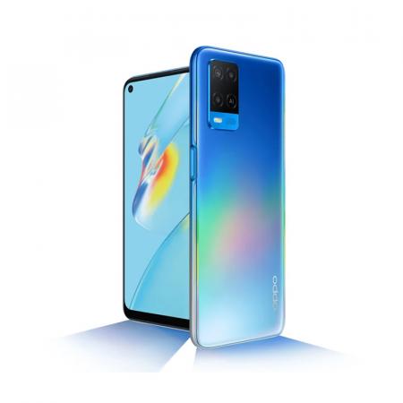 Oppo A54, Smartphone Android milieu de gamme 128 Go Bleu