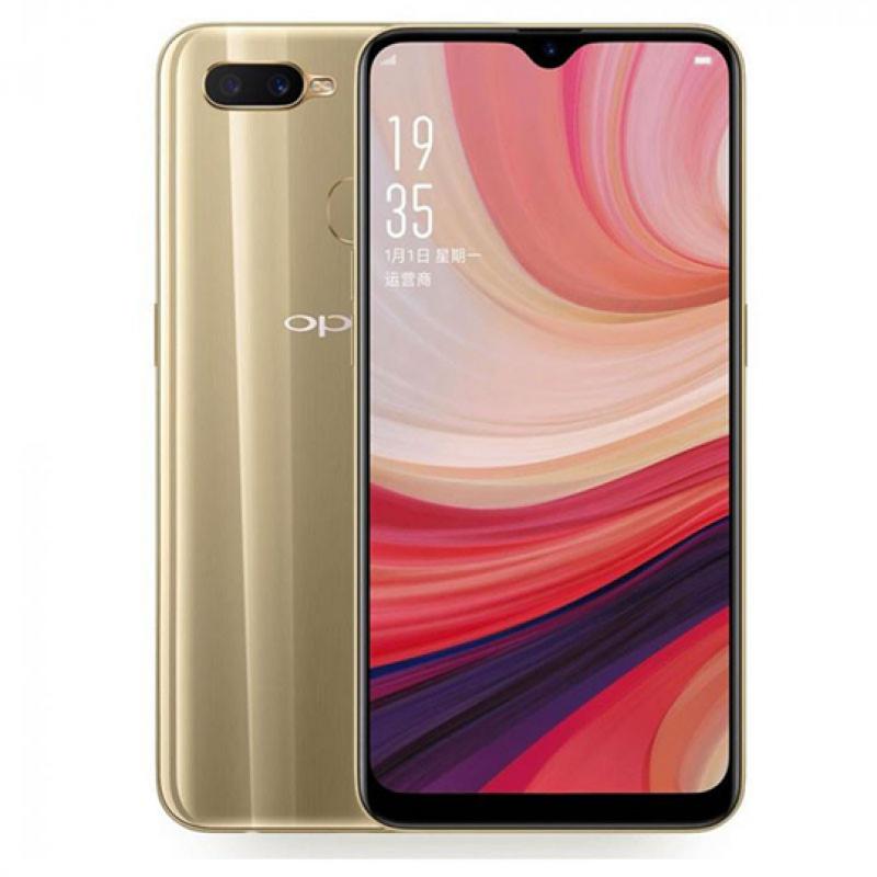 Oppo A7, Smartphone 64 Go Android 4G LTE milieu de gamme débloqué