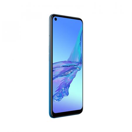Oppo A74, Smartphone Android milieu de gamme 128 Go Bleu