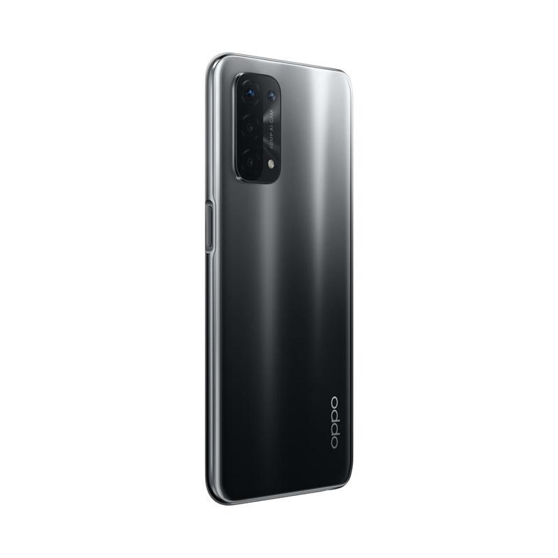 Oppo A74, Smartphone Android milieu de gamme 128 Go Noir