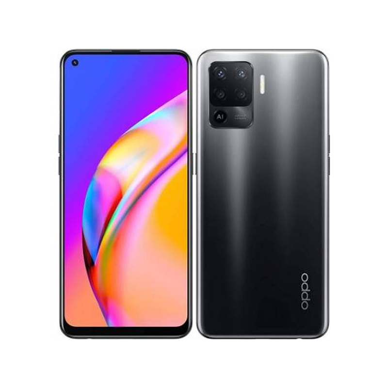 Oppo A94, Smartphone Android milieu de gamme 128 Go Noir