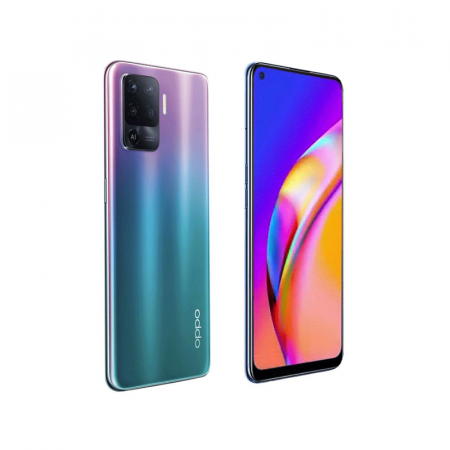 Oppo A94, Smartphone Android milieu de gamme 128 Go Violet