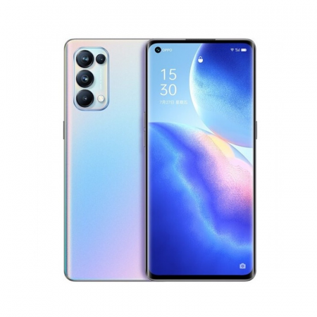 Oppo Reno 5, Smartphone milieu de gamme Android 4G Silver
