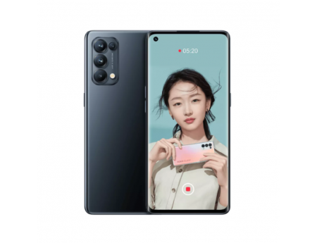 Oppo Reno 5 5G, Smartphone milieu de gamme Android 5G Noir
