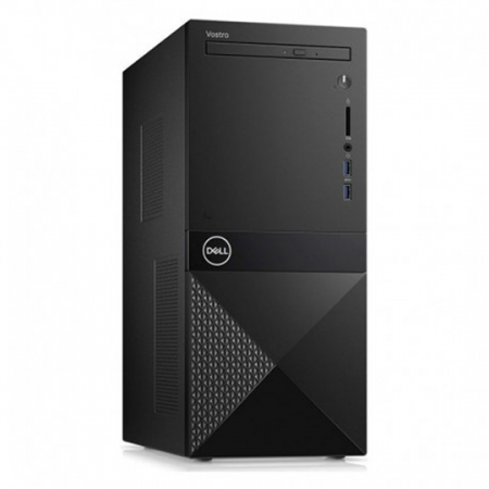 Dell Vostro 3670, Pc de bureau Intel Core i7-8700, Ram 8 Go, 1 To