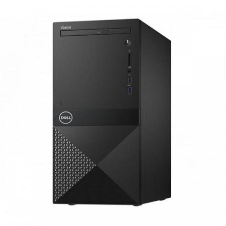 Dell Vostro 3670, Pc de bureau Intel Core i3-8100, Ram 4 Go, Stockage 1 To