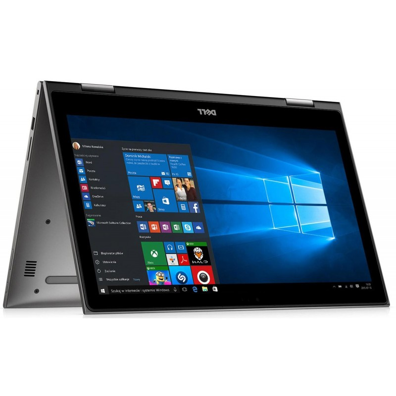 Notebook DELL Inspiron i7-8550U - 8 Gén - 8GB - 1 TB Silver