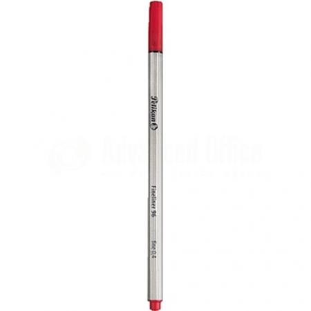 Pelikan, Marqueur permanent,Fineliner-PFN-96,rouge, 0.3 mm
