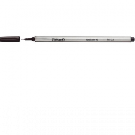 Pelikan, Marqueur permanent,Fineliner-PFN-96, noir, 0.3 mm