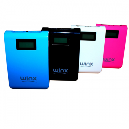 WINX LC104, Power Bank 10400 mAh
