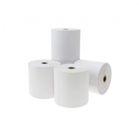 Pack de 5 Rouleaux Papier Thermique 43 x 70 mm