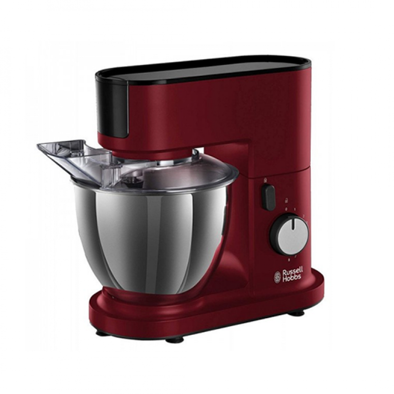 Russell Hobbs 23480-56, Robot Multifonction 1000 Watts rouge
