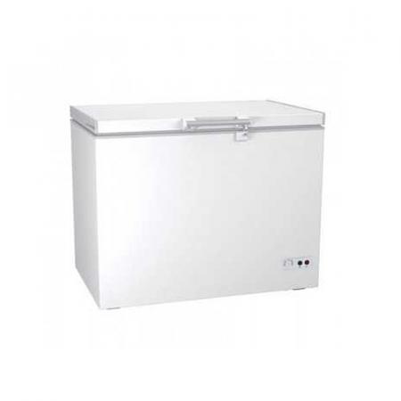 Saba CS3320A+, Congélateur Coffre 305 Litres Blanc